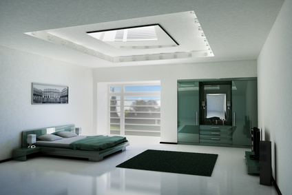 Indirekte Versteckte Beleuchtung Schlafzimmer Led Decke Wand - Deckenspiegel schlafzimmer